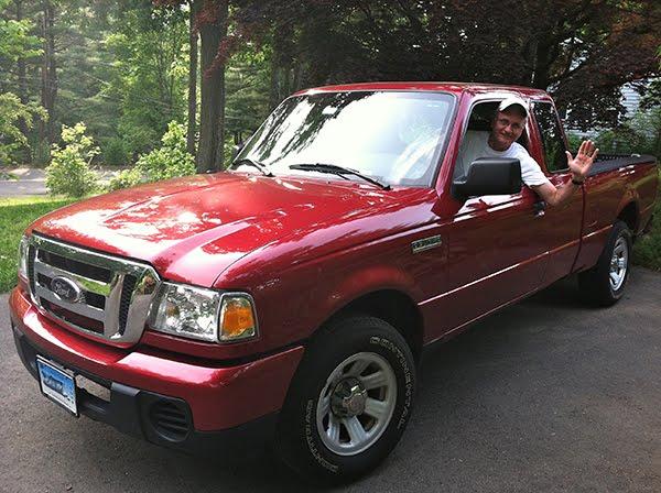 Red Truck Stonecatcher