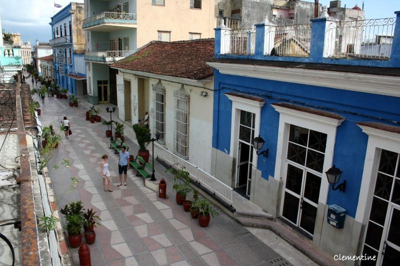 le blog de clementine loger chez l 39 habitant cuba. Black Bedroom Furniture Sets. Home Design Ideas