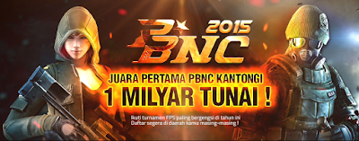 Cara Daftar PBNC 2015 Tournament Point Blank Secara Online