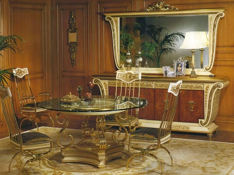 غرفة سفرة جميلة جدا