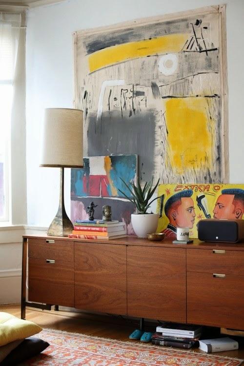 die wohngalerie mid century design mit hippie einschlag in san francisco das nonplusultra im. Black Bedroom Furniture Sets. Home Design Ideas