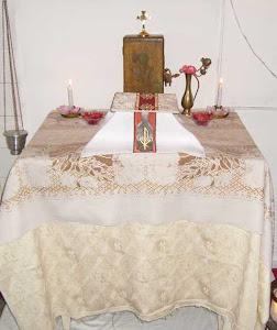 Capilla Nuestra Señora de los 33
