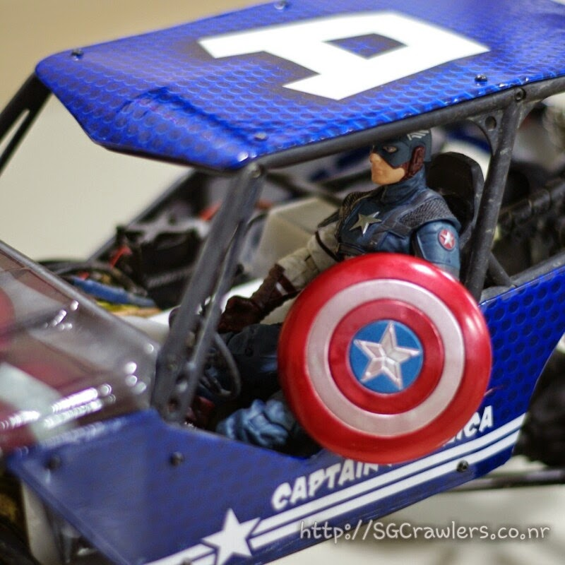 build - Boolean21's Axial Wraith build - Updates: New Paint scheme - Captain America's Axial Wraith - Page 2 IMG_20140822_205453