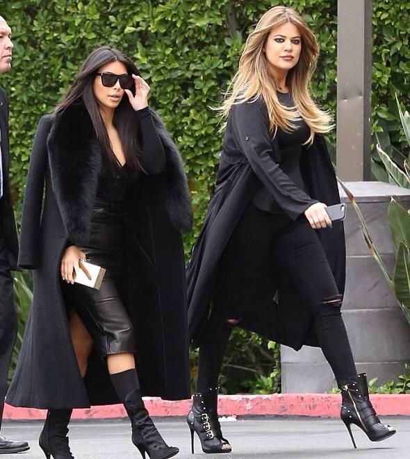 Kim Kardashian Style At The 2015 Old V