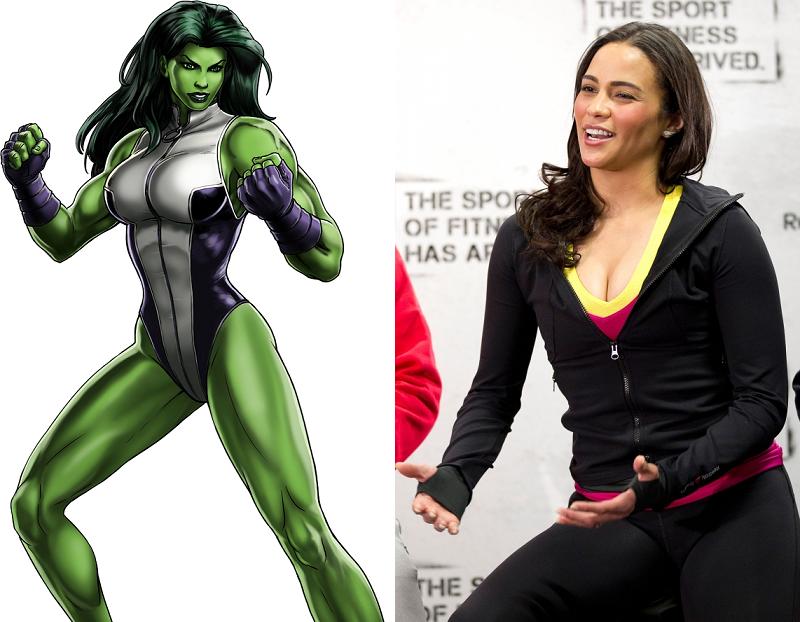 ... Play She Hulk in Upcoming Incredible Hulk and Future Marvel Films