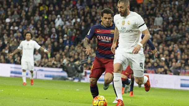 El Barça podría marcharse a siete puntos de diferencia del Real Madrid