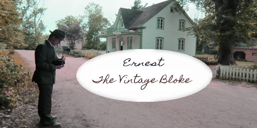 Ernest the Vintage Bloke