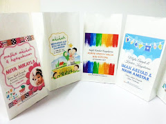 Personalized Printed Paper Bag