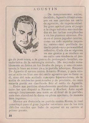 Extracto del libro: Gran Torneo Internacional de Ajedrez Madrid 1943