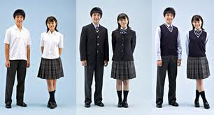 seragam siswa jepang