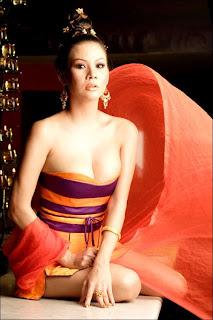 Koleksi Foto Bugil Model Victoria Tjong