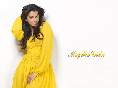 Indian Actress and Model Mugdha Godse