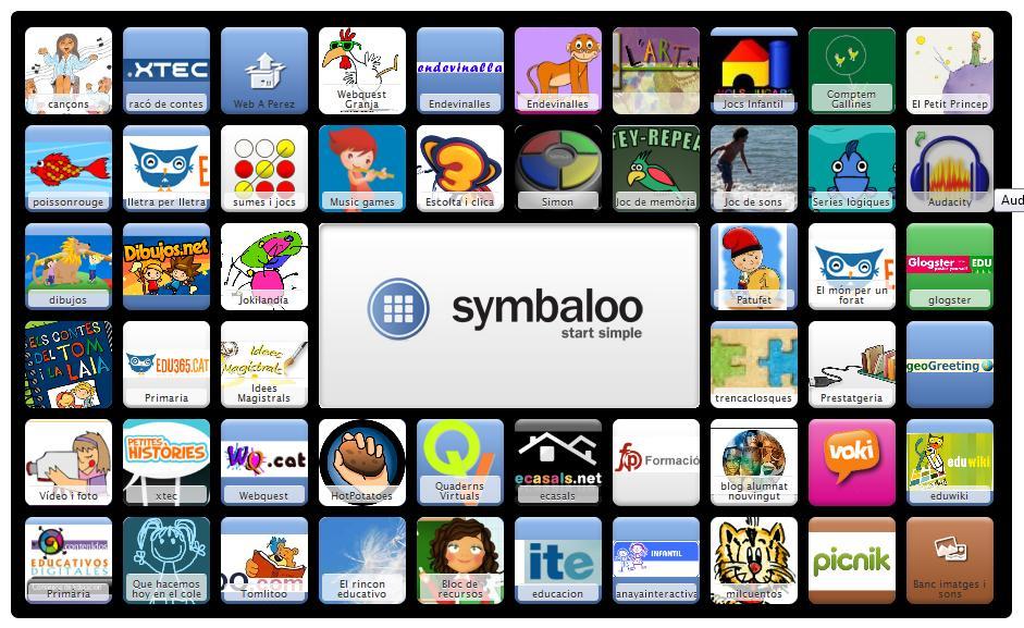 Symbaloo Matemáticas (Numeración)