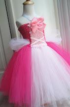 Aurora Sleeping Beauty Tutu Dress