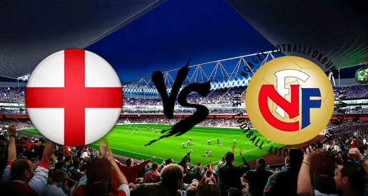 Prediksi Bola Inggris vs Norwegia 4 September 2014