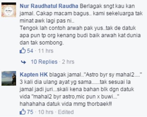 Jamal Abdillah Berlagak di Final Gegar Vaganza 2, Ini Komen Peminat