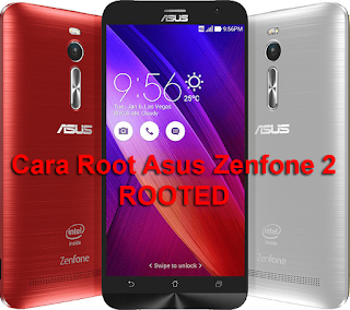 Tutorial Cara Root Asus Zenfone 2 cover