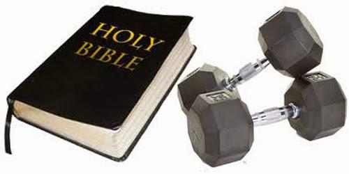 work out spiritual