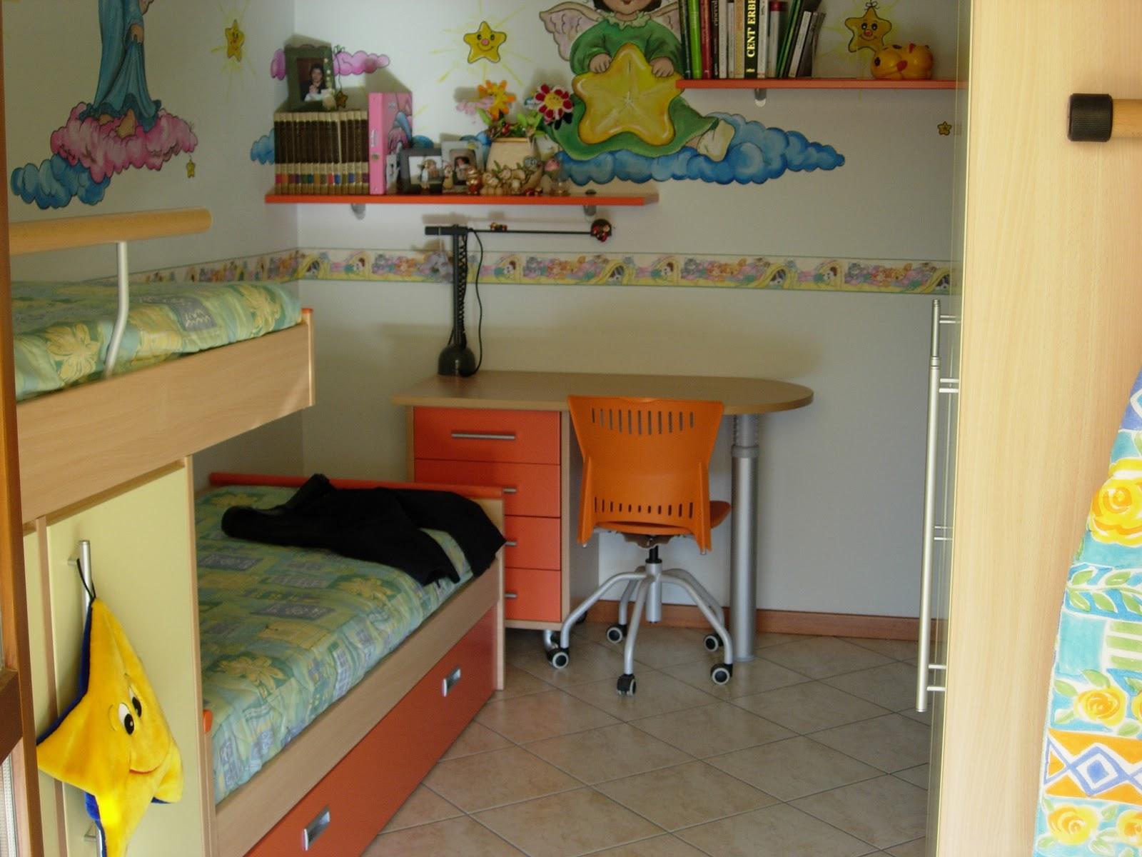 Mercatino delle neomamme vendo cameretta bimbi - Cerco divano letto in regalo ...