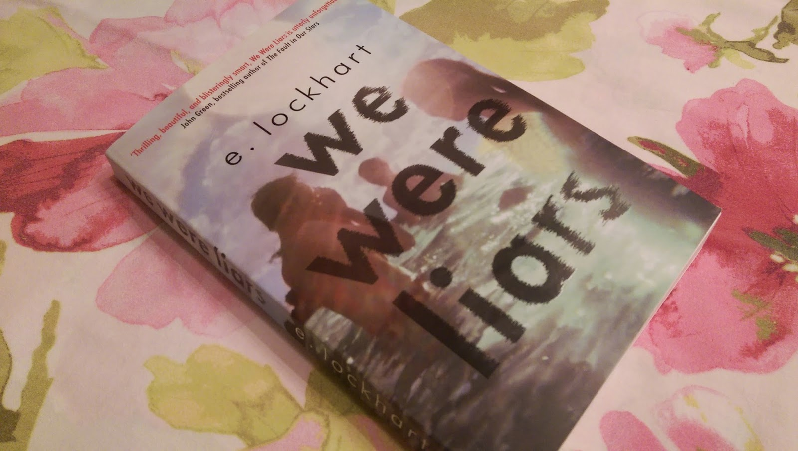 E. Lockhart - We were liars