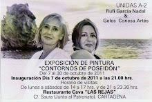 Exposición:Contornos de Poseidón
