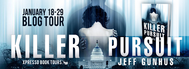 Blog Tour: Killer Pursuit by Jeff Gunhus