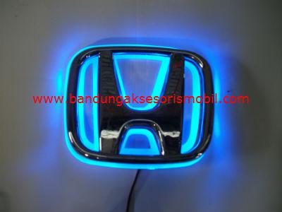 Front Logo+Lampu Honda Cembung