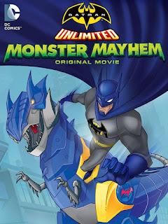 Watch Batman Unlimited: Monster Mayhem (2015) movie free online