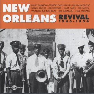 Wooden Joe's New Orleans Band - Wooden Joe Nicholas