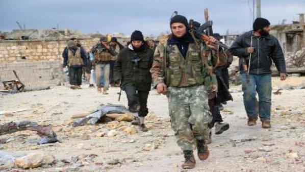 Koalisi Syiah Alami Kekalahan Telak Oleh Mujahidin