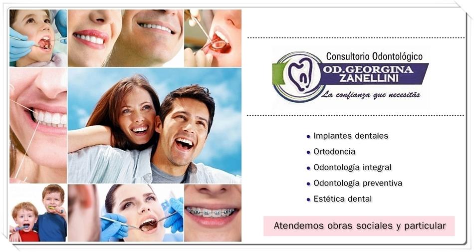 Consultorio Odontológico Cañuelas Georgina Zanellini