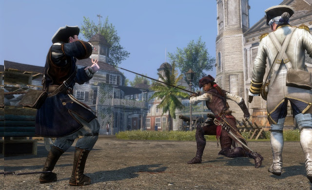 Assassin's Creed Liberation HD Photo