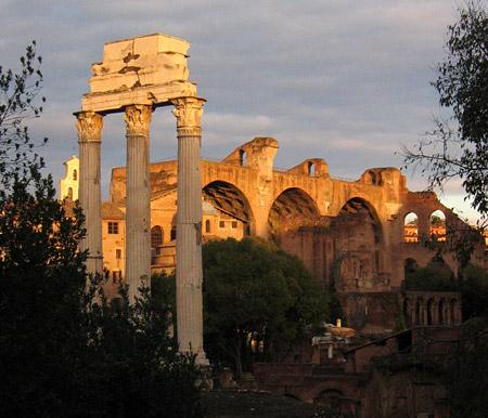 Visite guidate serali Roma: Fori e Colosseo 14/06/2013