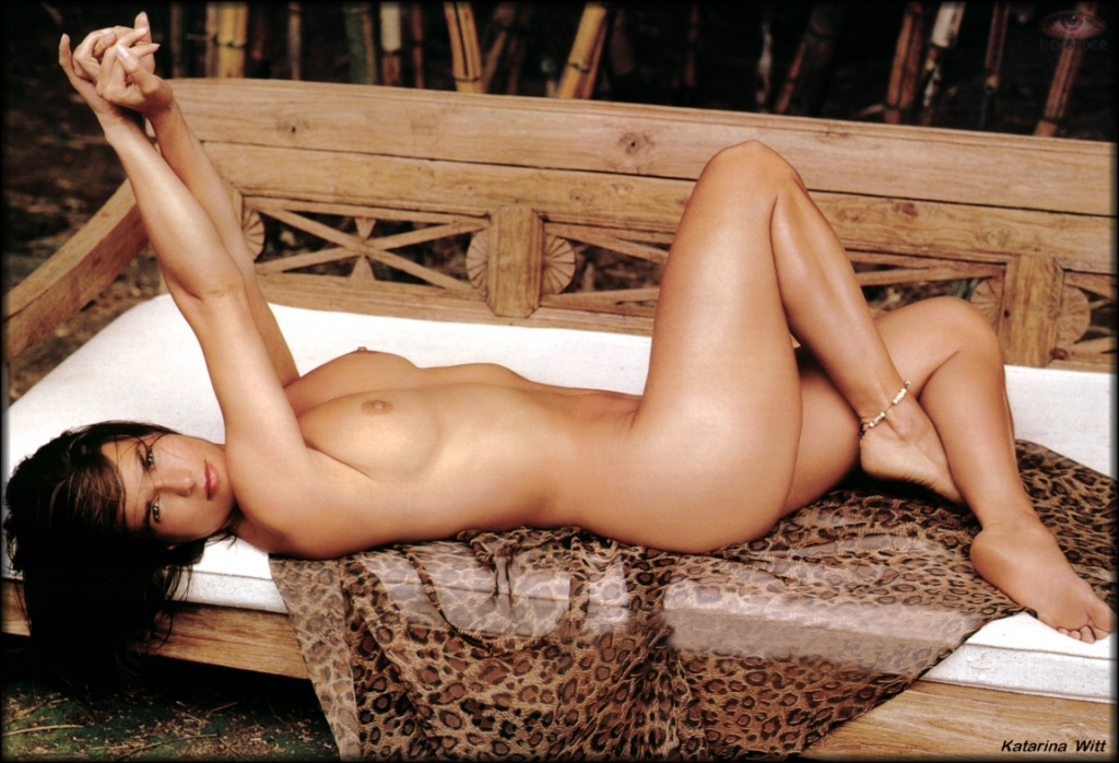 Katarina witt naked photo