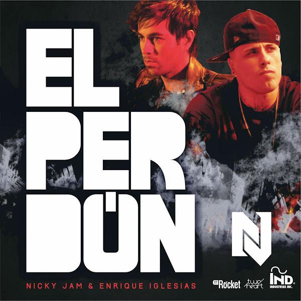 Nicky Jam & Enrique Iglesias - El Perdón - Single Cover