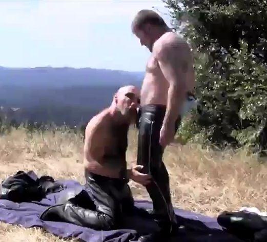 gay outdoor uniform