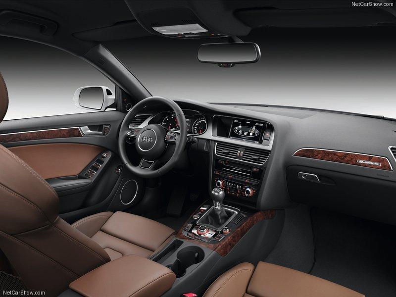 2013 audi a4 avant interior review interior exterior for Interieur audi a4 avant