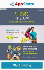 Snapdeal Appshare