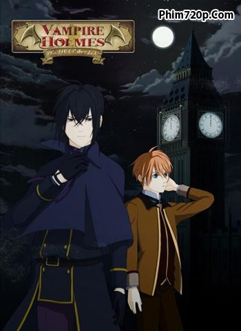 Vampire Holmes 2015 poster
