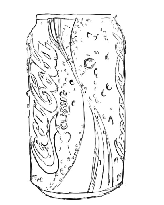 coca cola coloring pages - photo#5