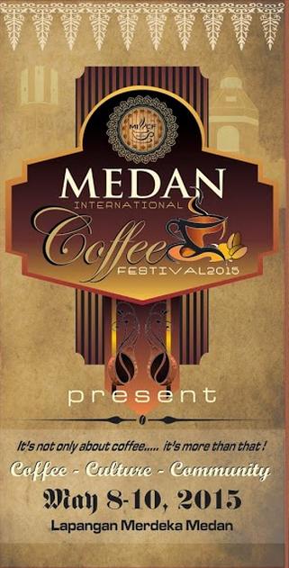 Medan Internasional Coffee Festival