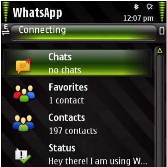 Free Download WhatsApp untuk HP/Ponsel Java
