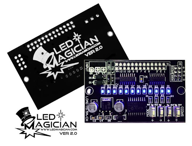 The LED Magician v2.0