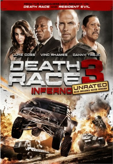 Download Film Death Race: Inferno (2012) BRRip