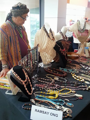 WireBliss - Ramsay Ong Jewelry at BIBCO 2013