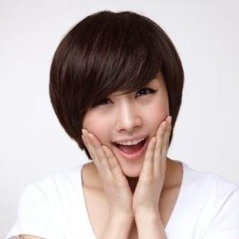 Foto Model Rambut Pendek Korea