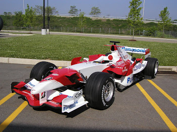 Toyota TF106 R01- Here Aug 5/6 2011