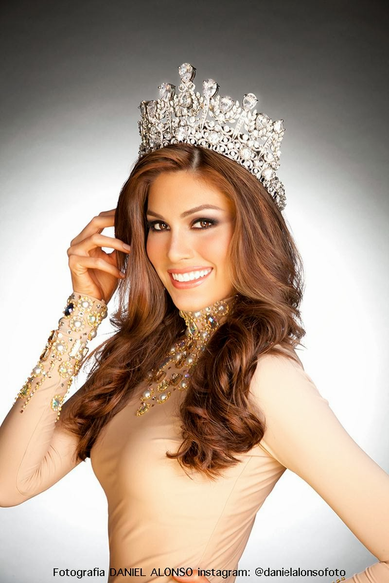 Miss Venezuela Maru00eda Gabriela Isler Crowned Miss Universe 2013 40 Photo Salute.