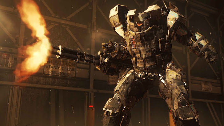 Call of Duty Advanced Warfare Armor