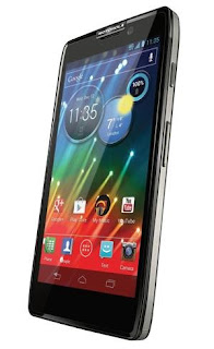 Motorola Droid Razr HD dengan layarnya yang Mantab